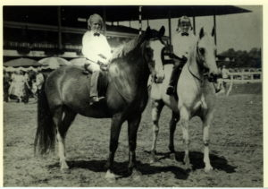 Sally on Shorty Muffin on Hard Times '53